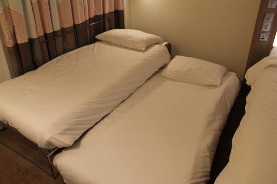 โรงแรมโนโวเทล ลอนดอน ทาวเวอร์บริดจ์: Camas extra