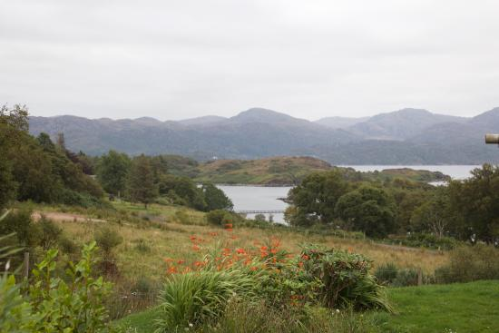 Badachro, UK : View from front yard