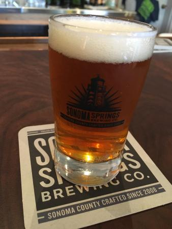 Sonoma Springs Brewing