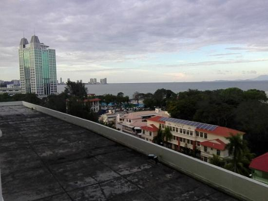Cititel Penang: view from room