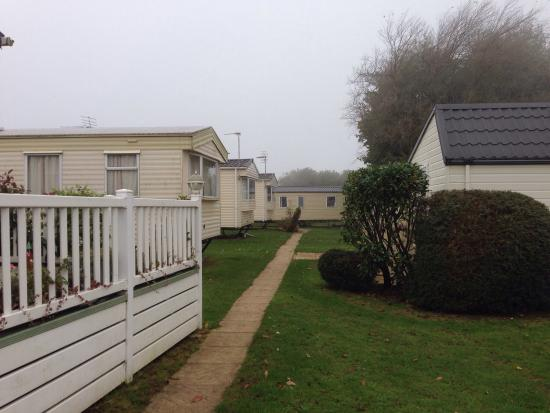 St Margaret's at Cliffe, UK: St Margaret's Bay Holiday Park - Park Resorts