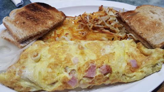 Richmond, IL: Yummy omelet!!