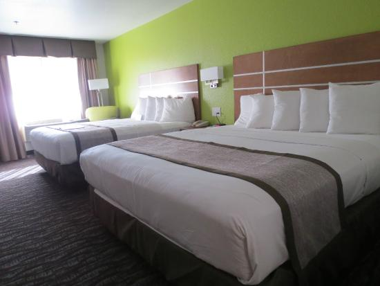 Days Inn & Suites Arcata: Two Kings Beds