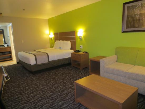 Days Inn & Suites Arcata: Single King Room