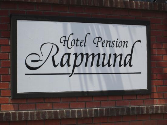 Hotel Pension Rapmund: hotel