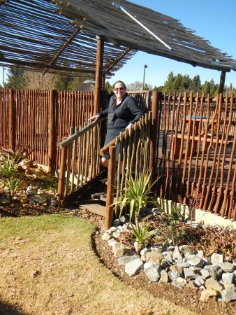 เบโนนี, แอฟริกาใต้: Entrance to pool area