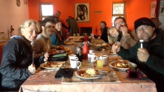 Benoni, Sudáfrica: EnjoyingBreakfast