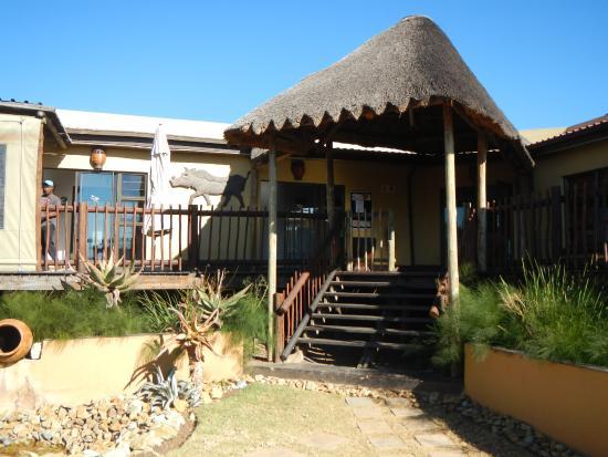 Benoni, Sudáfrica: Entrance