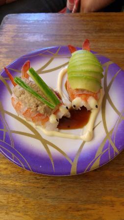 Fantastic quality sushi