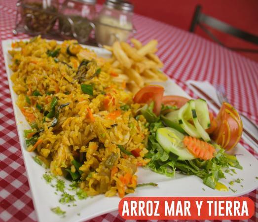 Grecia, Costa Rica: Rice