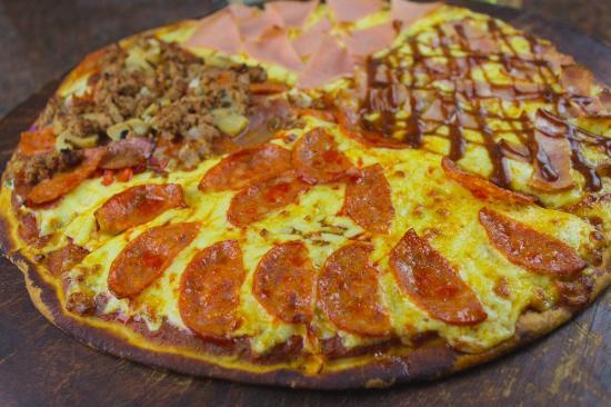 Grecia, Costa Rica: Pizza