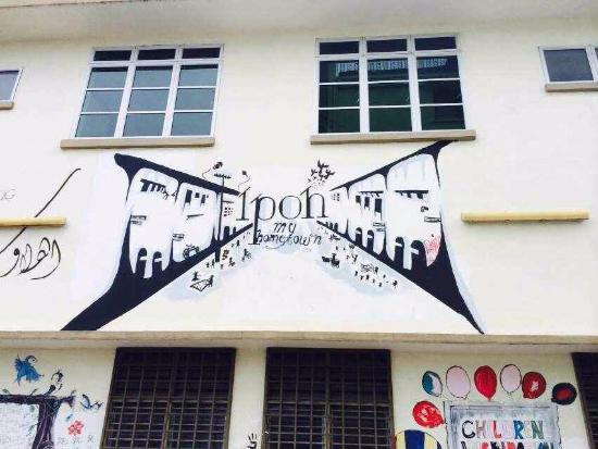 Art of OLDTOWN: Ipoh Street Art