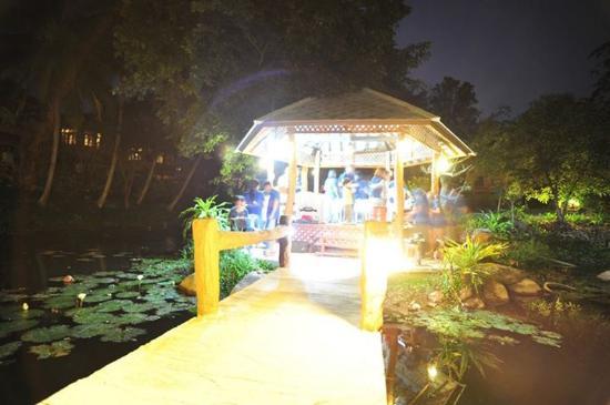 Lilawalai Resort : กลางคืน