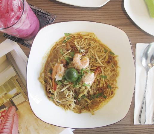 Kitakita Laksa Sarawak Highly Recommended