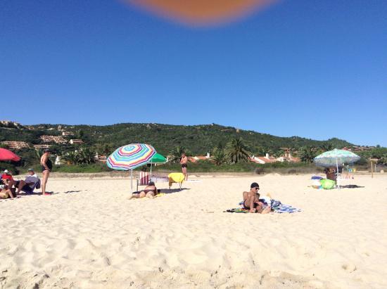 Foto di spiaggia piscina rei muravera tripadvisor - Spiaggia piscina rei ...