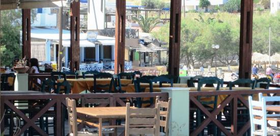 Azolimnos, Hellas: Το ταβερνάκι μας...