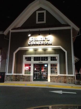 Coach's Corner Grill