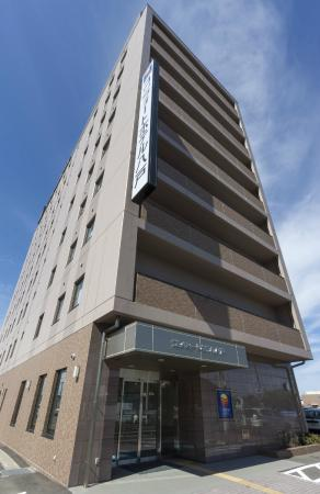 Comfort Hotel Hachinohe: Appearance