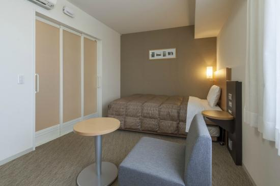 Comfort Hotel Hachinohe: Guest room