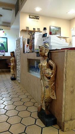 Alturas, Kalifornien: Nuch's Thai Food
