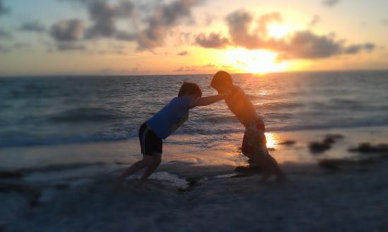 Coconut Inn: Brotherly love on the PAG beach
