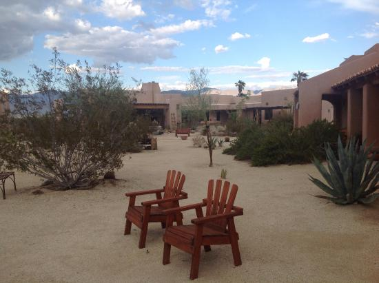 Borrego Valley Inn: Grounds