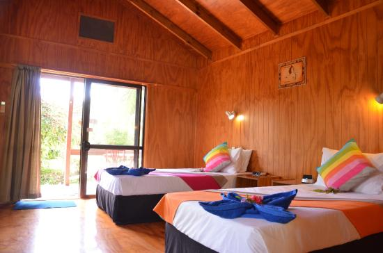 Aitutaki Village: Twin Room