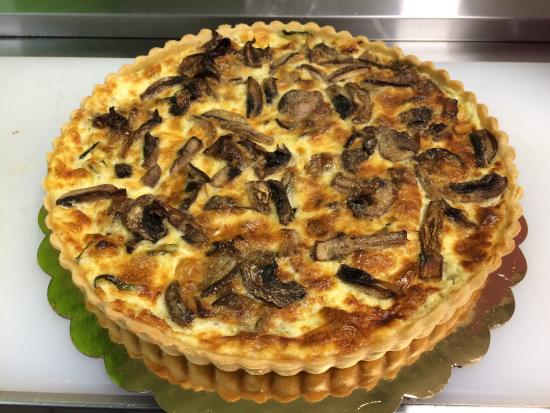 O Gourmet French Bakery: Freshly made