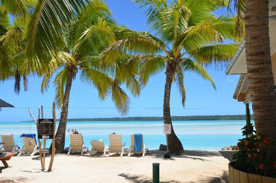 Aitutaki Village: AV