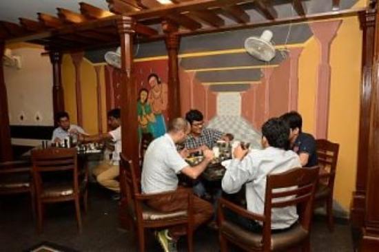 Sundarams : Subdued tranquil interiors