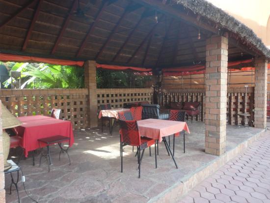 Villa Soudan: le restaurant