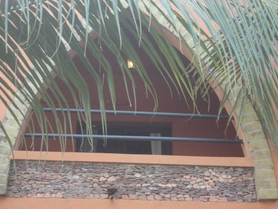 Villa Soudan: terrasse