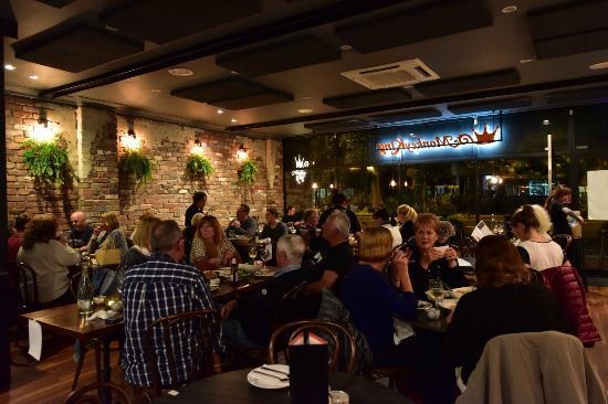 Monkey King Thai Restaurant Newport