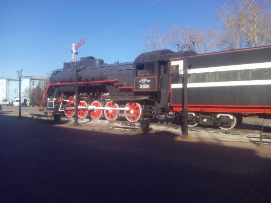 Locomotive Lebedyanka
