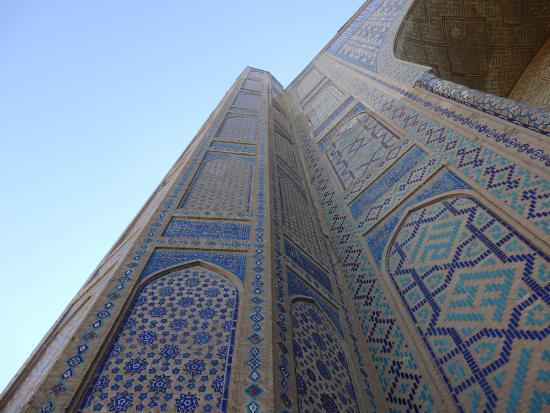 Bibi Khanyms Mosque In Uzbekistan, Check Out Bibi Khanyms ...