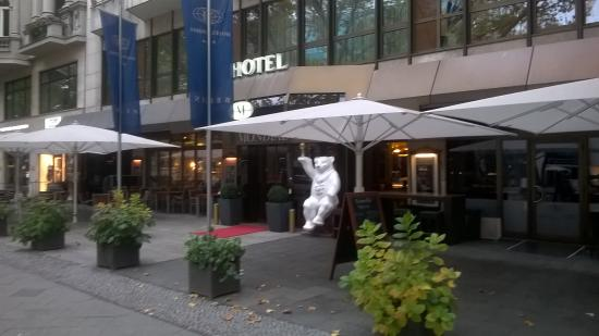 Hotel Mondial Bild Von Hotel Mondial Berlin Tripadvisor