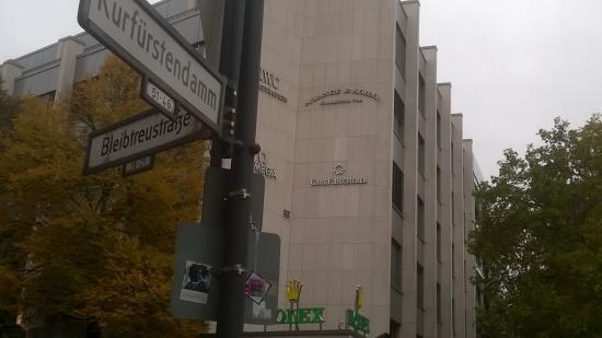 Kurfurstendamm Bild Von Hotel Mondial Berlin Tripadvisor