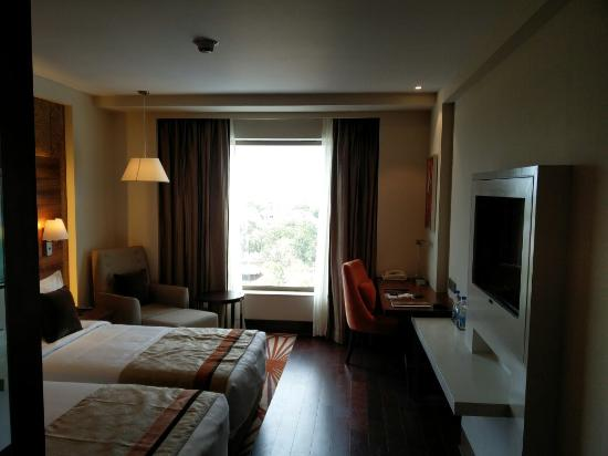 Crystal Sarovar Premiere Good Hotel But Definitely Need To Improve A Lot