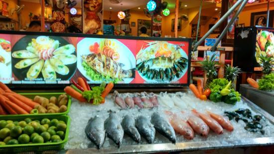 Mama Noi'is: Свежейшие морепродукты
