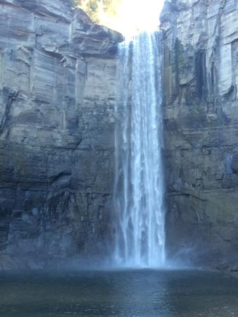 Trumansburg, Νέα Υόρκη: Taughannock Falls