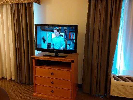 Homewood Suites by Hilton Cincinnati-Milford : TV