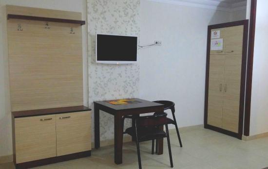 Ada Apart Hotel: oda