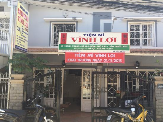 Vinh Loi: New location 01 November 2015