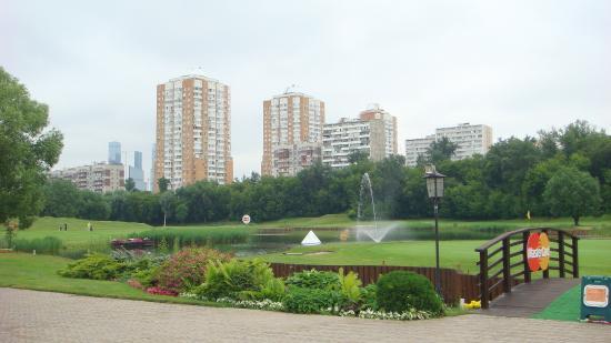 Московский городской гольф-клуб