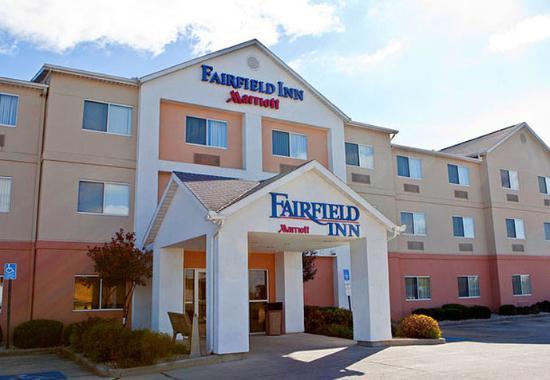 Fairfield Inn & Suites Lima: Exterior