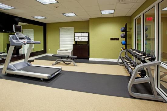 Holiday Inn Anderson: Fitness Center