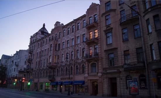 Kamennoostrovskiy Prospekt: каменностровский проспект