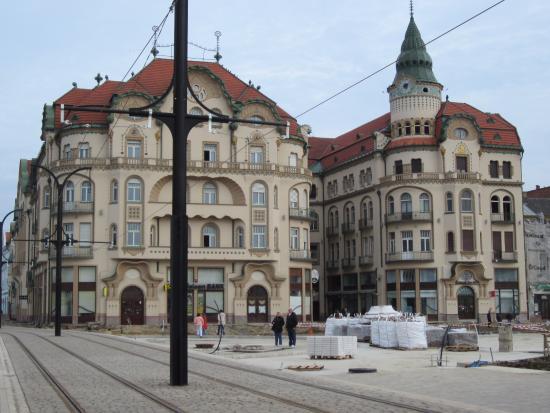Sentrum av Oradea
