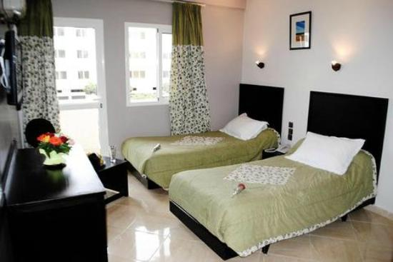 Residence Fleurie : chambre