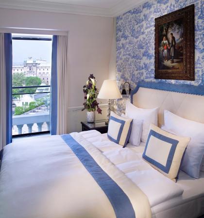 Hotel Sacher Wien: Top Deluxe Room